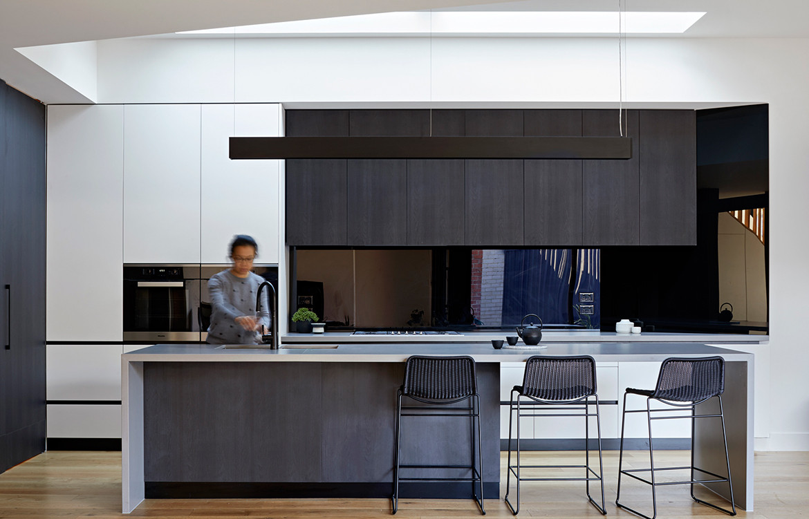 Boundary Street House Chan Architecture CC Tatjana Plitt kitchen