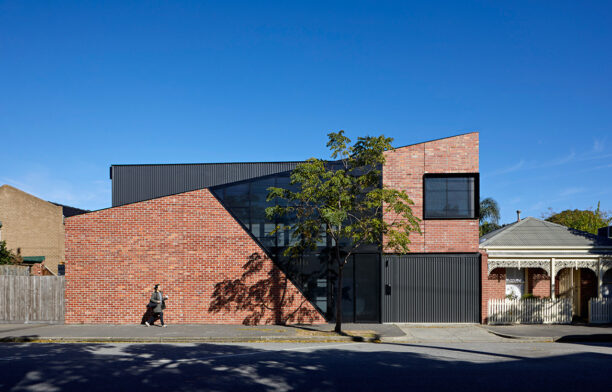 Boundary Street House Chan Architecture CC Tatjana Plitt facade