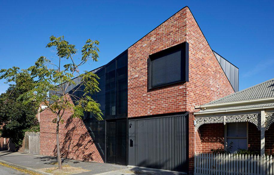Boundary Street House Chan Architecture CC Tatjana Plitt exterior
