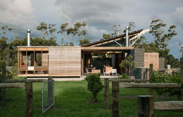Bramasole House Herbst Architects cc Lance Herbst garden