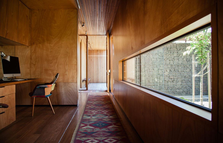 Bramasole House Herbst Architects cc Lance Herbst study