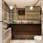 Brewin Design Office Ardmore Apartment bathroom