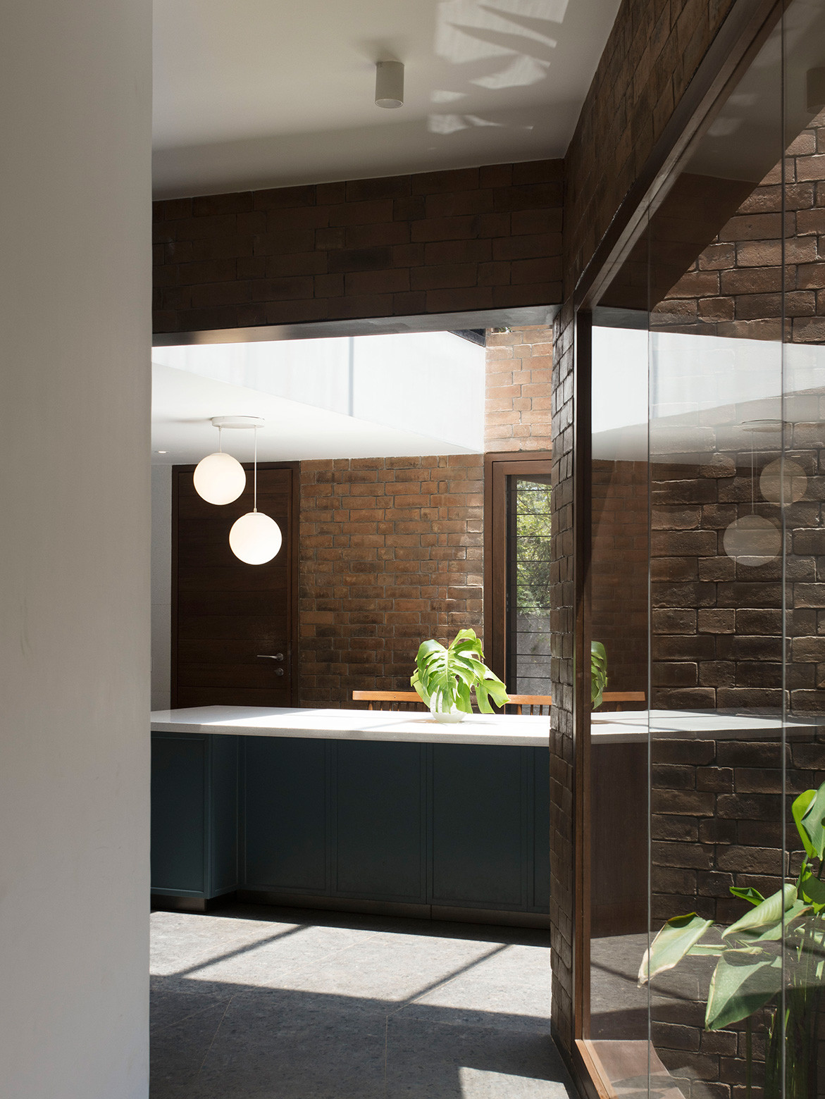 Brick House Collective Project cc Benjamin Hosking hallway