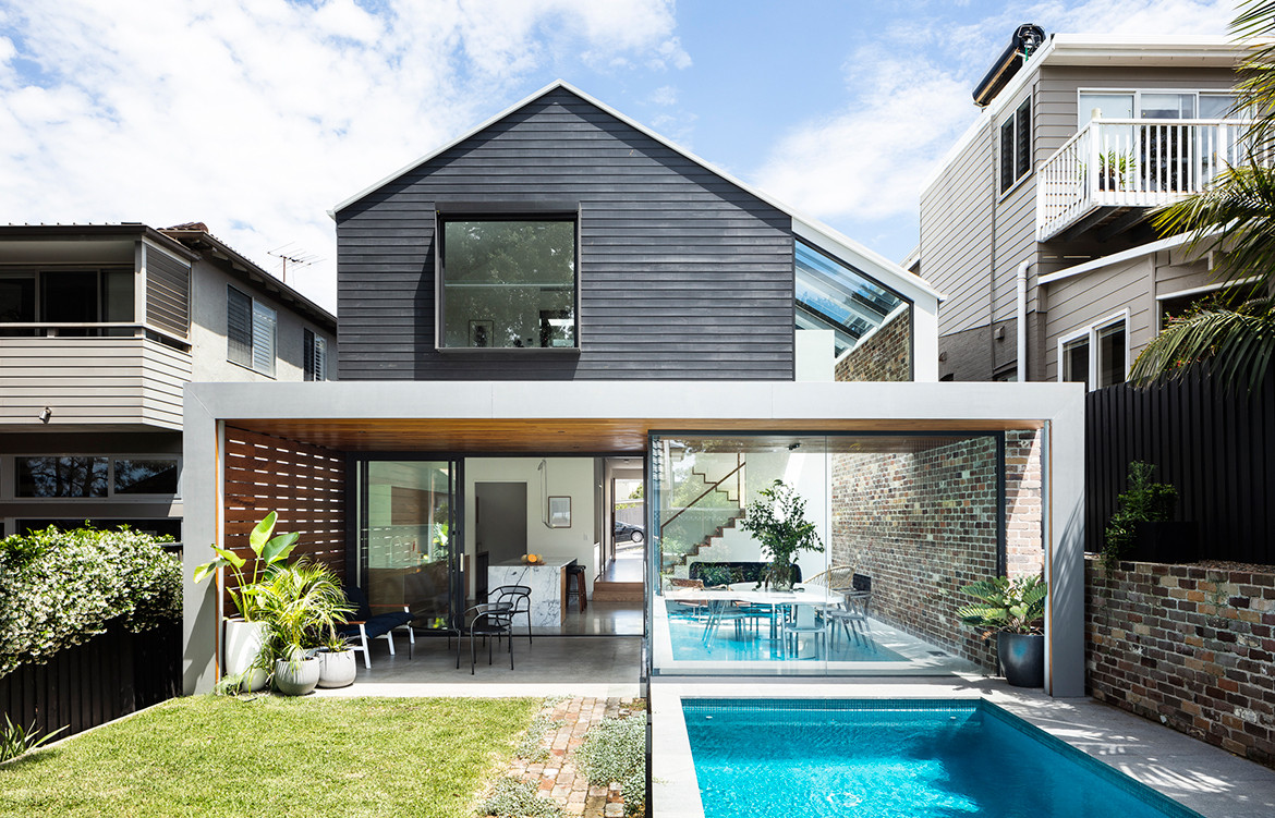 Bronte House Nick Bell Architects CC Tom Ferguson pool