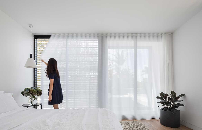 Bronte Residence cm studio cc Katherine Lu bedroom