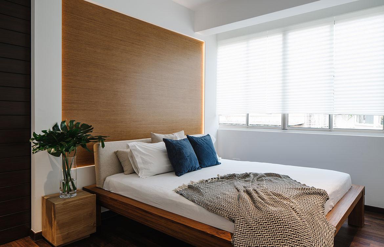 Bukit Regency Goy Architects bedroom