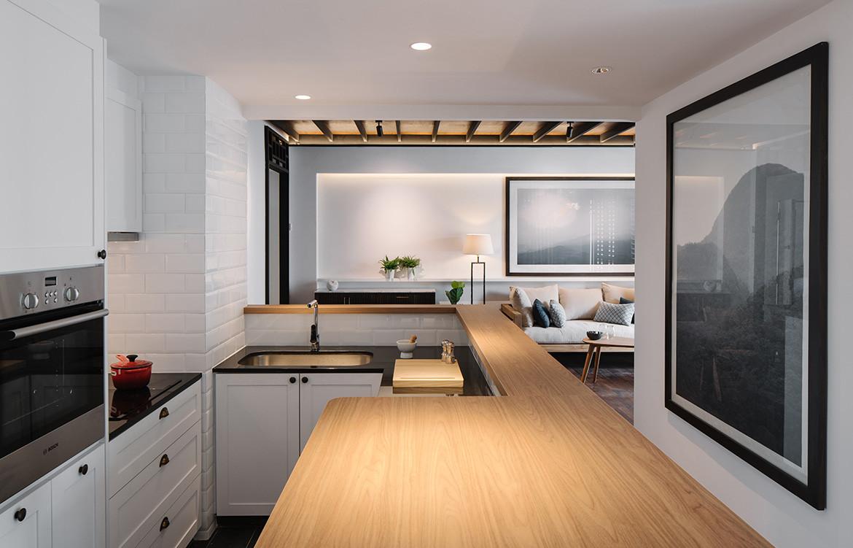 Bukit Regency Goy Architects kitchen