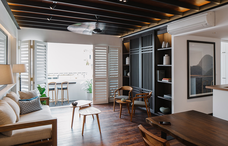 Bukit Regency Goy Architects living room