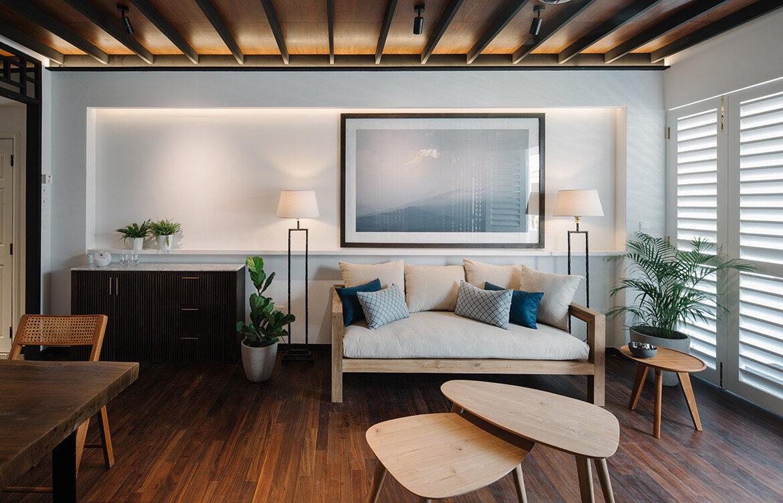 Bukit Regency Goy Architects sofa