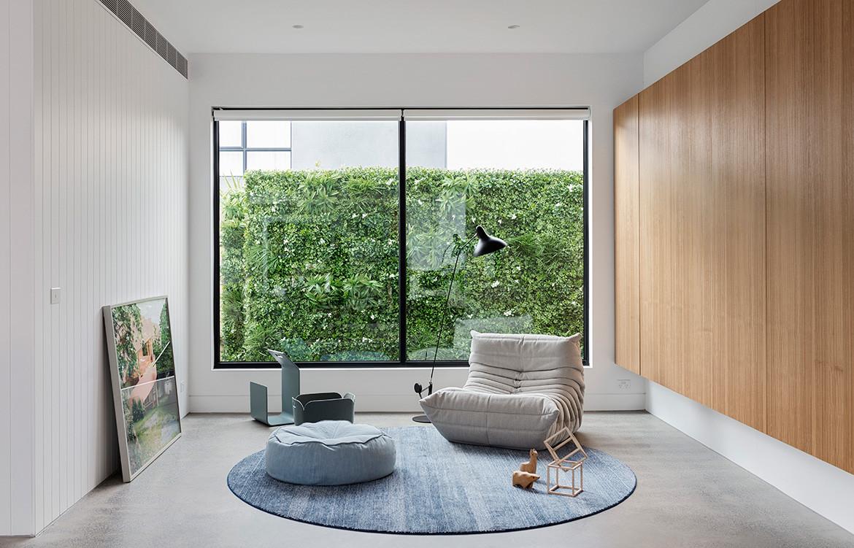 Bulleen House MODO cc Benjamin Hosking togo sofa ligne roset