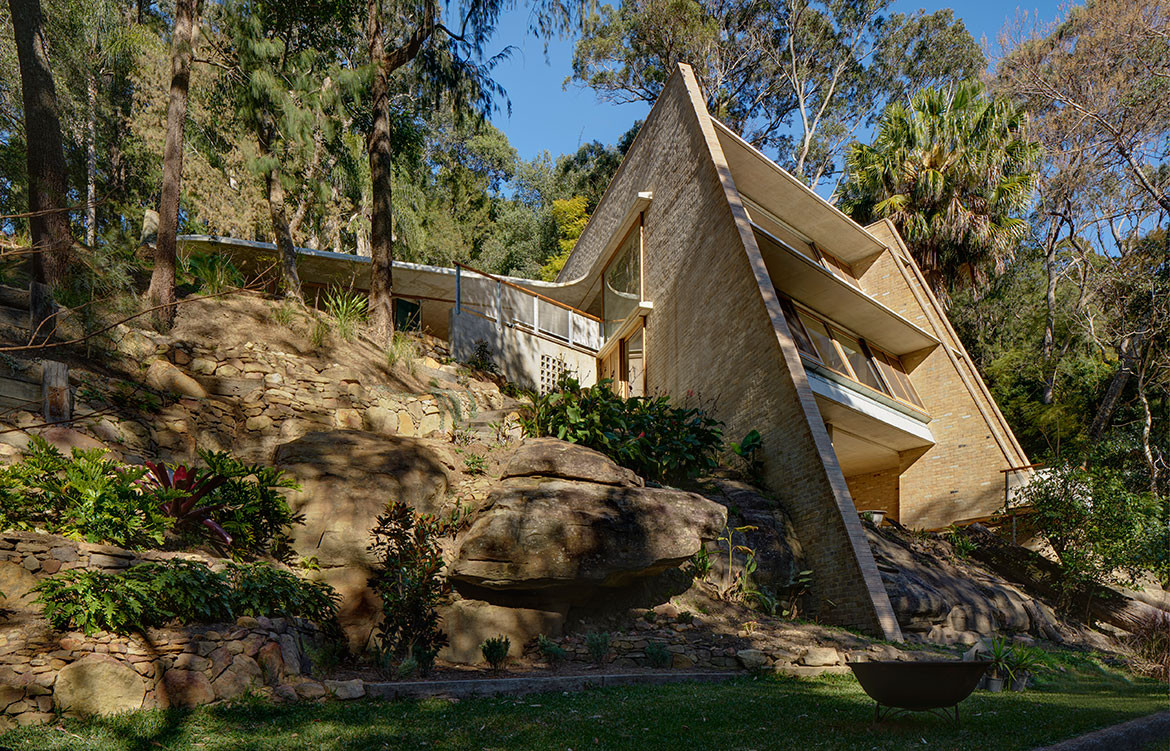 Cabbage Tree House Peter Stutchbury Architecture