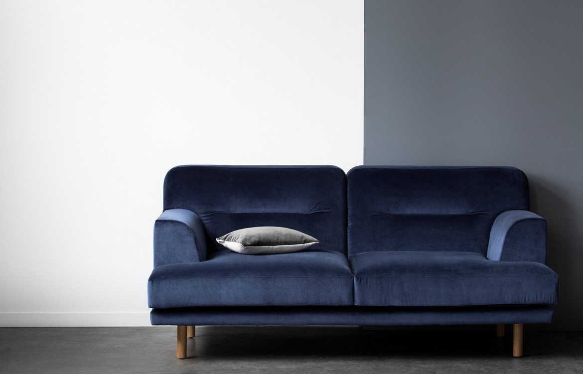 Habitus Loves Art Deco Resurgence camille sofa by anaca studio