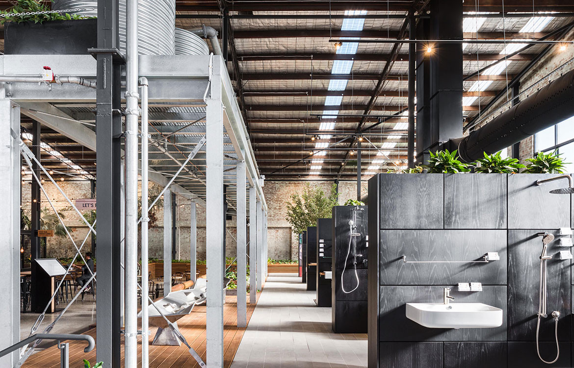 Caroma On Collins The Shopping Space Archier CC Katherine Lu | Habitus Living