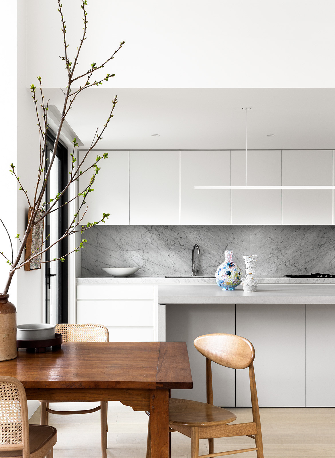 Caufield Pipkorn&Kilpatrick CC Martina Gemmola kitchen and dining