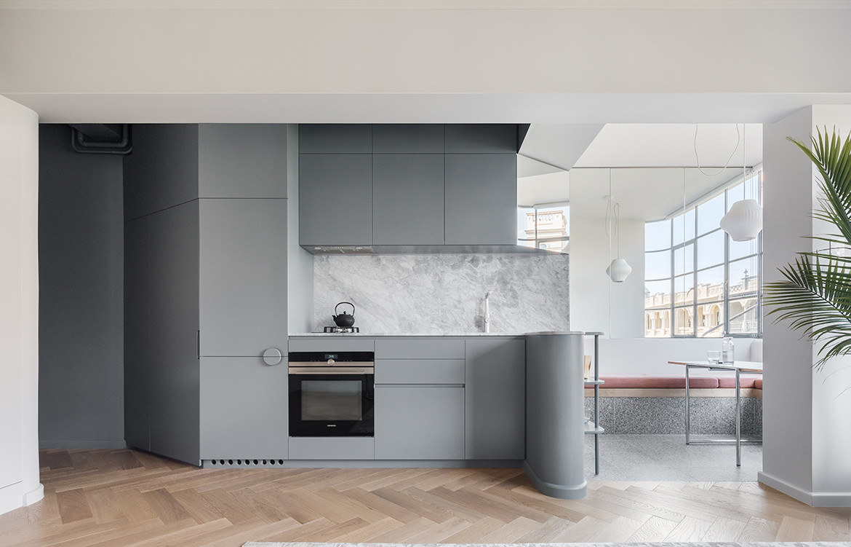 Inner-city living   Challis Avenue Apartment by Retallack Thompson
