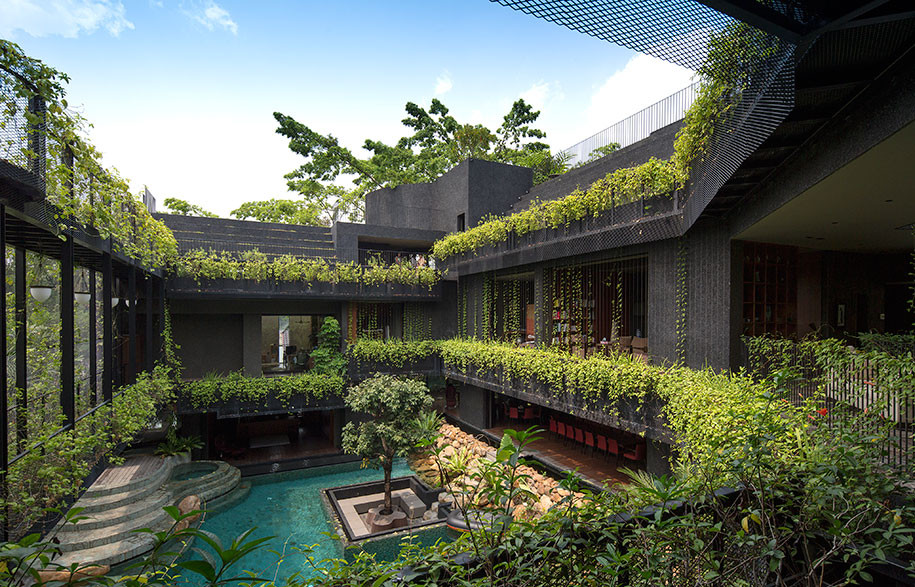 10 Modern Zen Home Design Case Studies Habitus Living
