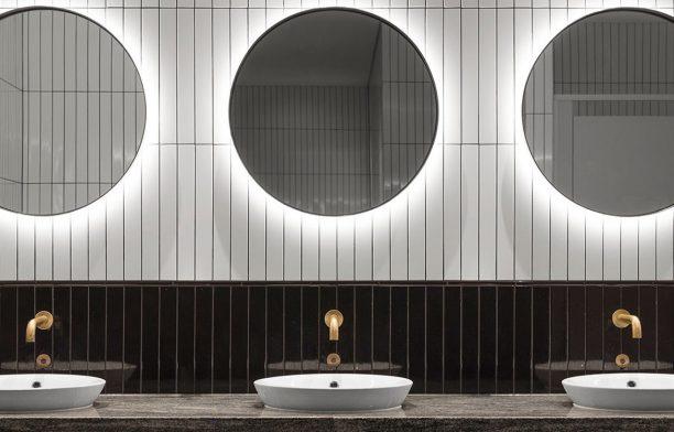 Chifley Plaza SJB Photography by Felix Forest Bathroom