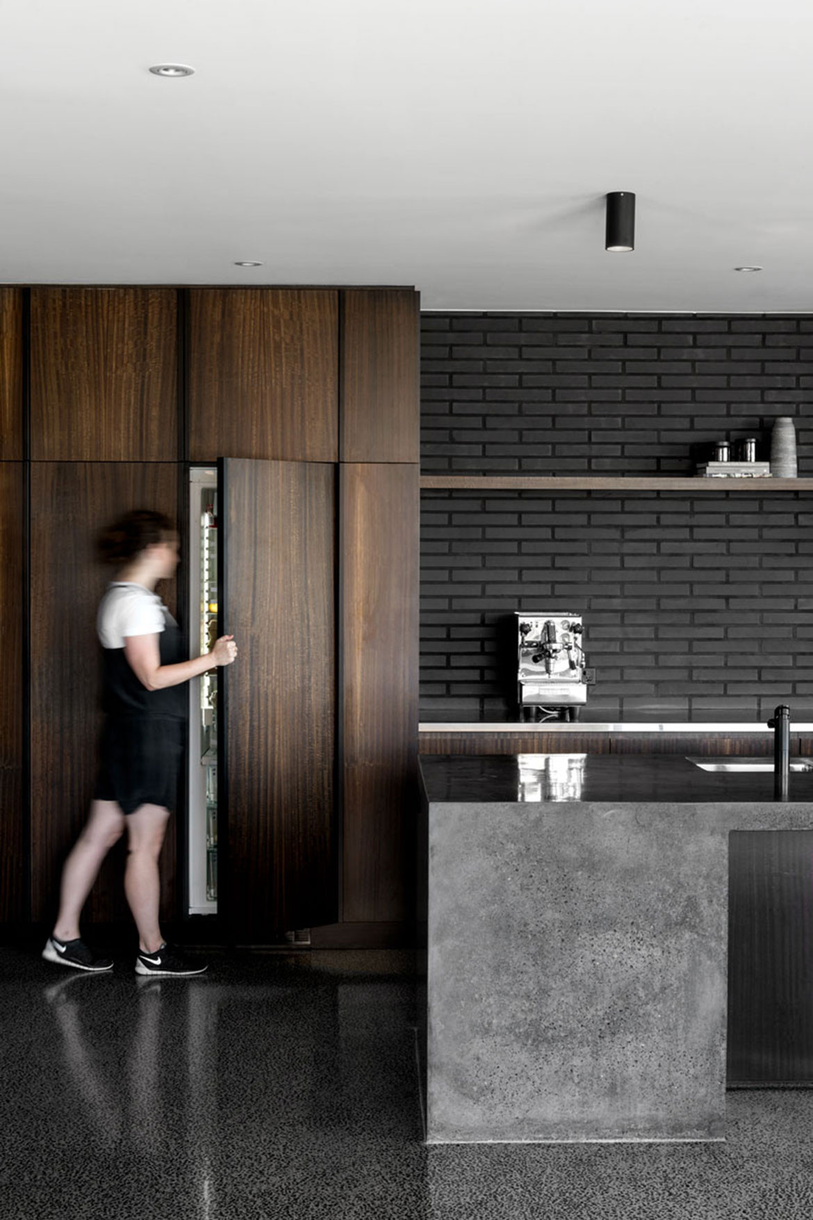 Church House DAH Architecture cc Cathy Schusler kitchen