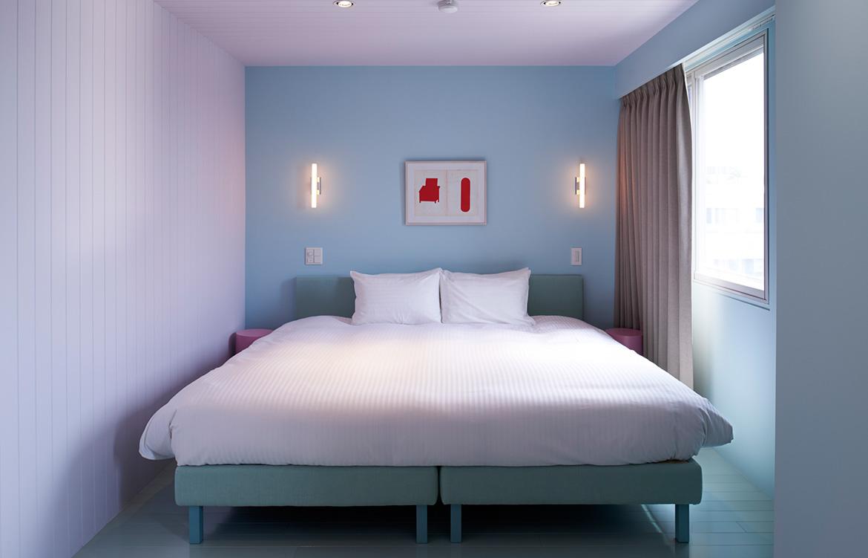 Claska hotel tokyo blue room