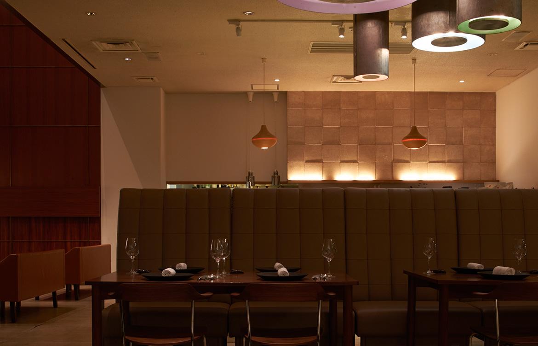 Claska hotel tokyo dining