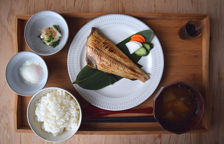 Claska hotel tokyo dinner