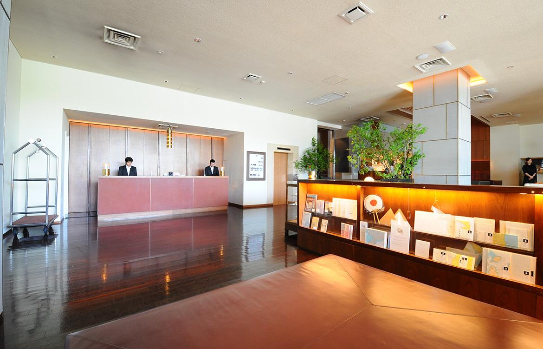 Claska hotel tokyo lobby