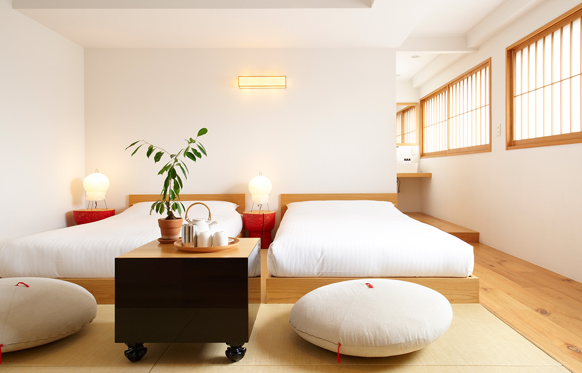 Classic cool in tokyo for Design hotel tokyo