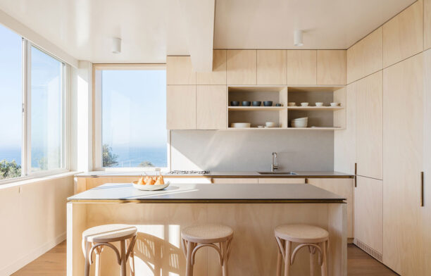 Clovelly Apartment by James Garvan Architecure