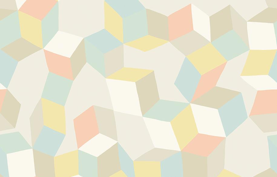 Cole & Son - Geometric II - Puzzle 105-2009 RGB LR