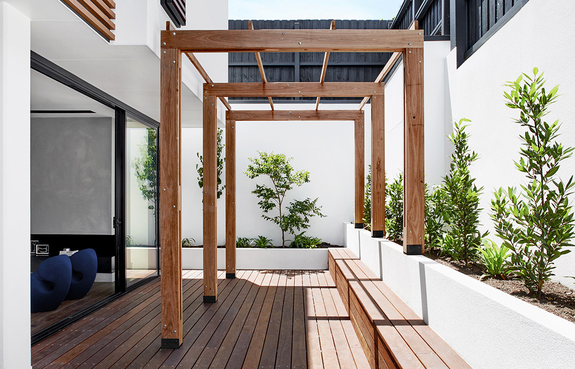 Collection XI K2LD Architects cc Jeremy Wright balcony decking