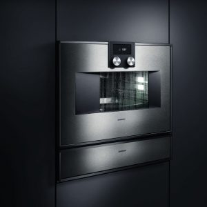 Gaggenau - CombiSteam oven with vacuum drawer