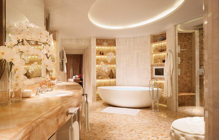 Custom Luxury Bathware by apaiser   Habitusliving.com