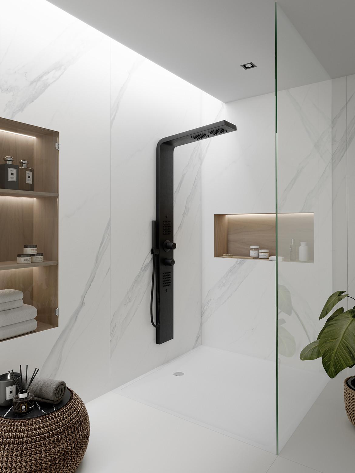 Dekton Kelya Natural Collection dekton slim for a modern, minimalist aesthetic | habitus living