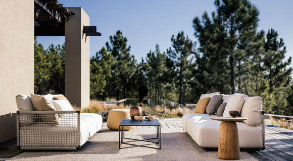 Unwind in the Elegance of the Perfect Outdoor Sofa