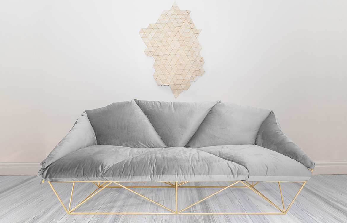 Habitus Loves... Winter Workshopped Couch