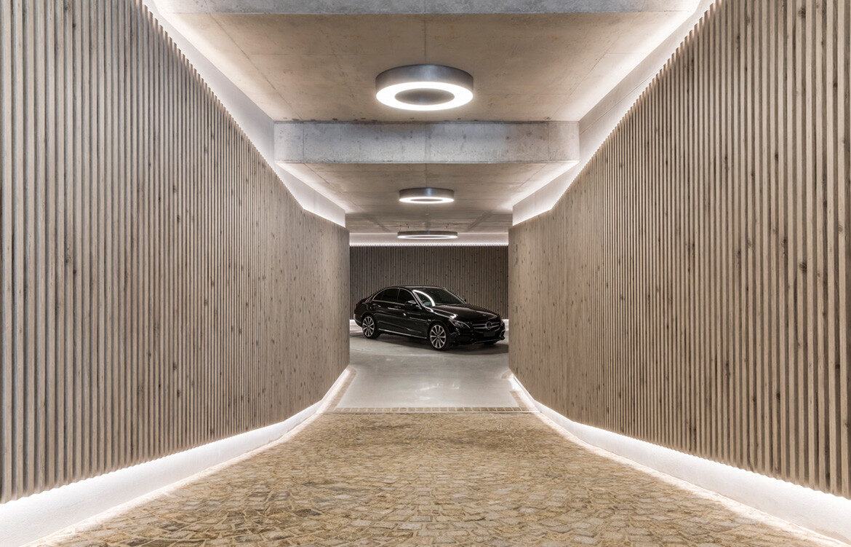 Covet Garage Kernstrom Architects entrance