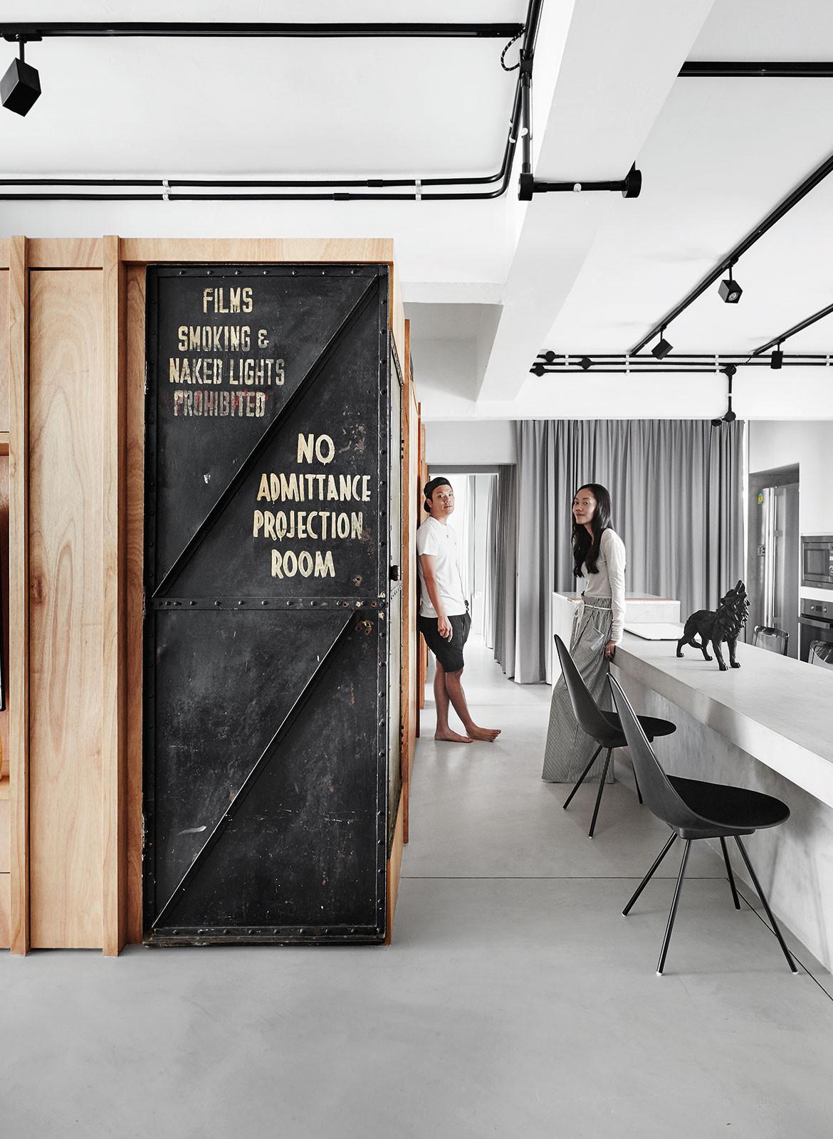 The Wood Crate Apartment Upstairs In Singapore   Habitus Living
