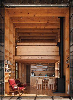 Tiny House Design Crosson