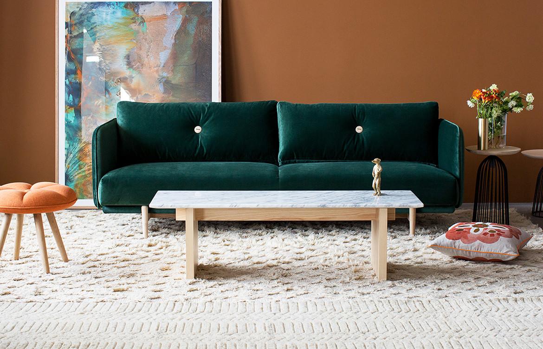 Habitus Loves Making A Statement sofa curious grace