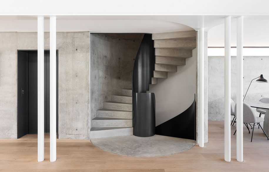 Five Ways With Concrete In Residential Architecture| Habiuts Living