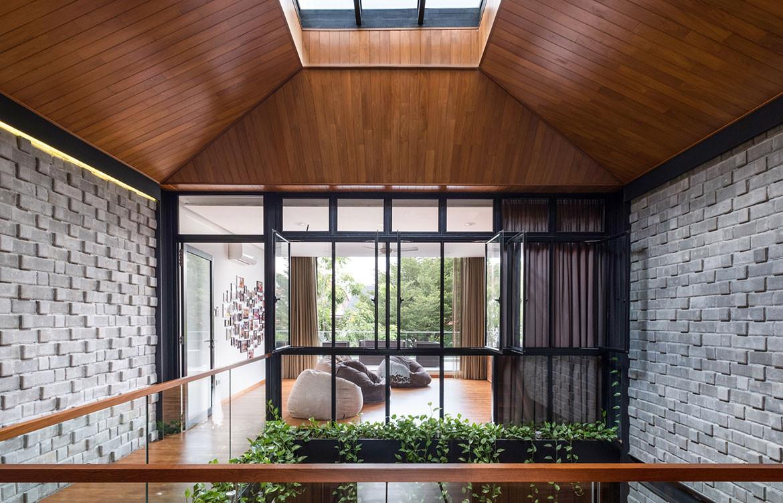 Produce Singapore family home living space bean bag courtyard