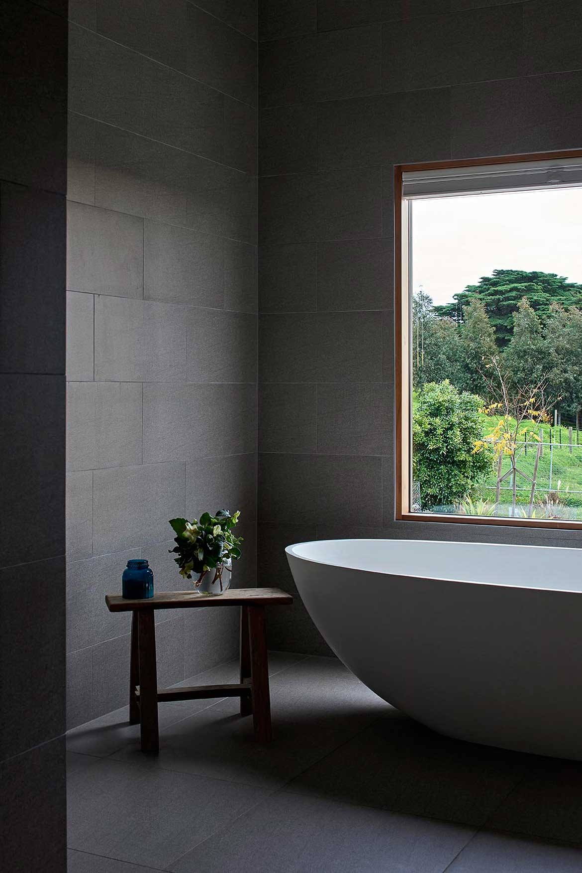 Dan Gayfer Design Ceres House bathroom