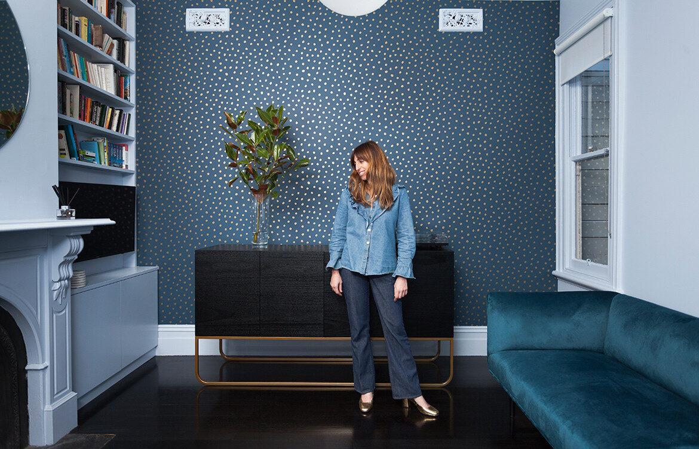 Melbourne based interior designer Danielle Brustman featured on habitusliving.com