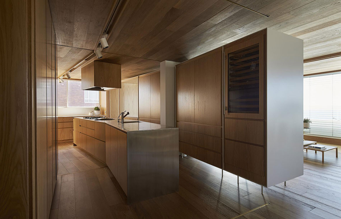 Previous Kitchen Design Contest winner: Darling Point Apartment by Chenchow Little. Photo by Peter Bennetts.