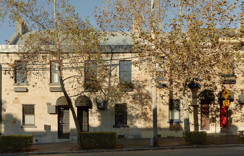 Darlinghurst House by Brad Swartz Architects