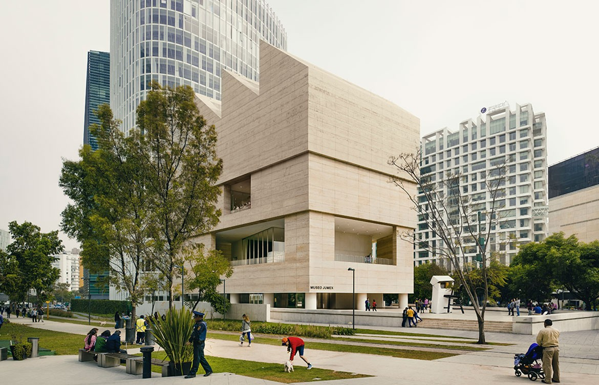 David Chipperfield Architects Museo Jumex