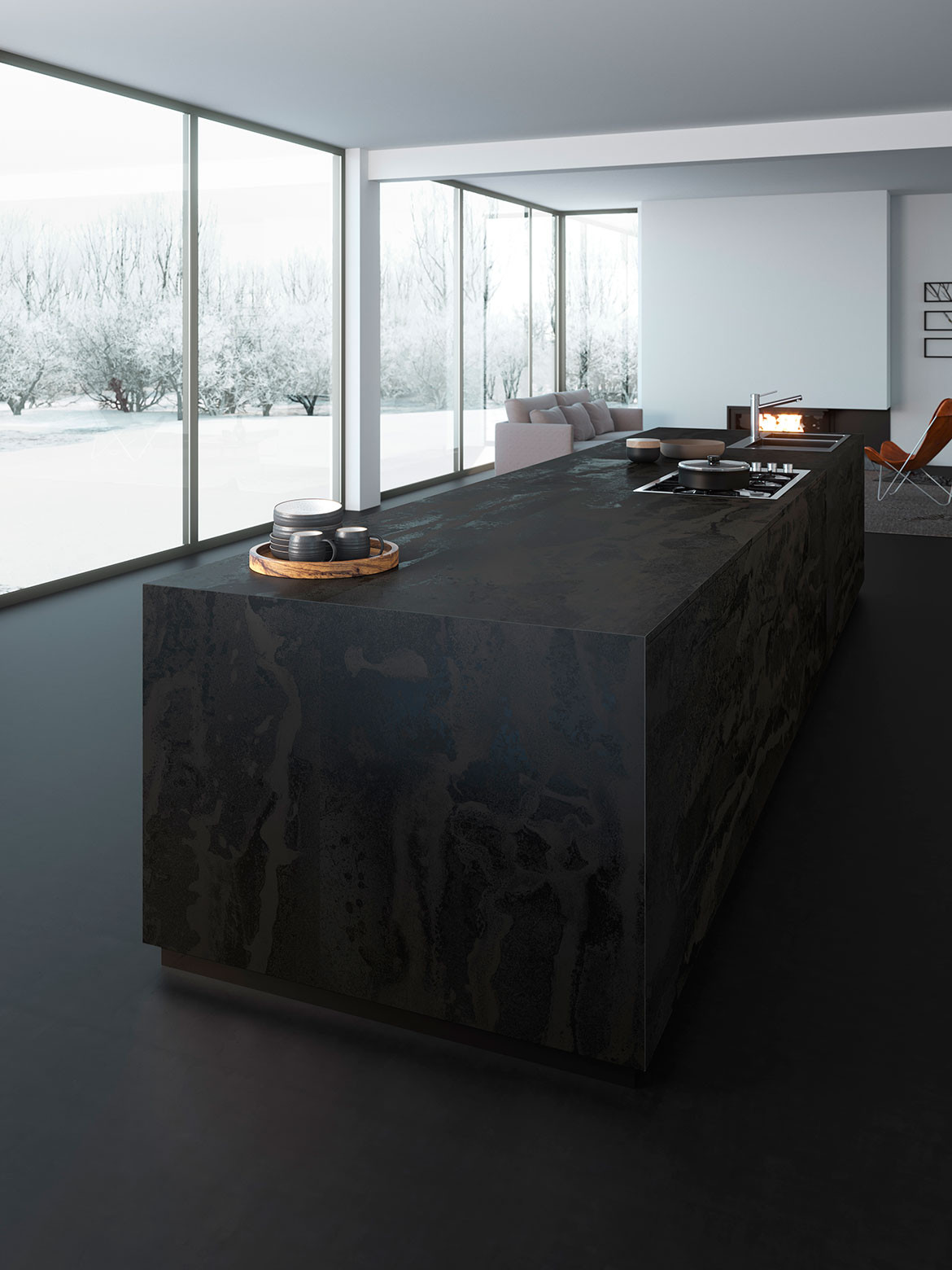 The Industrial collection from Dekton