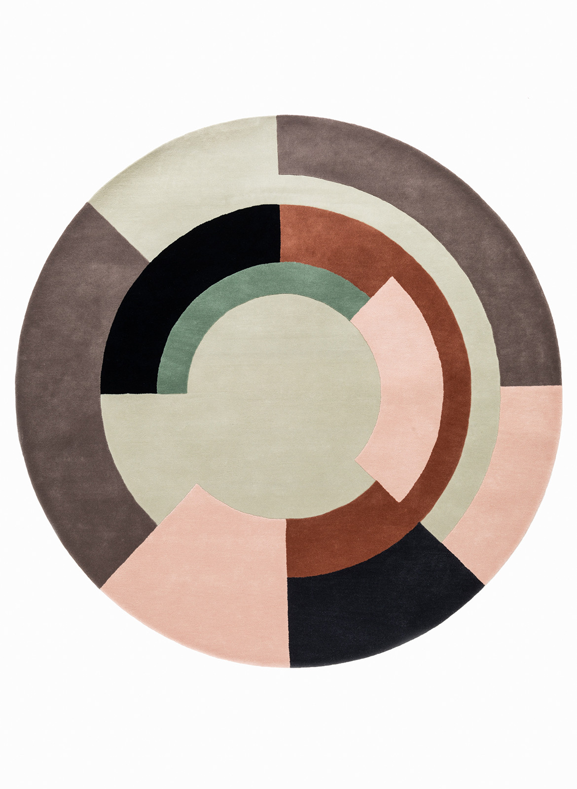 Designer Rugs Bernabeifreeman CC Richard Whitman plateau colours