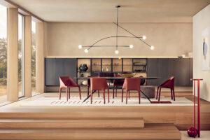 Mondrian Dining Table