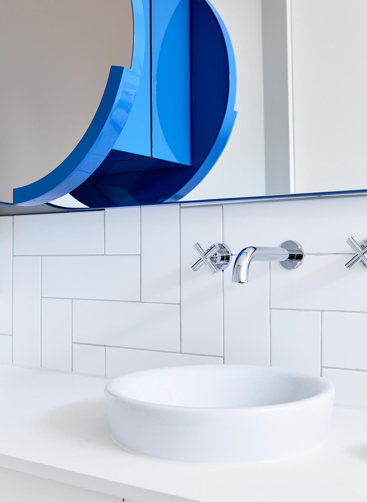 Doherty Design Studio Kew Residences CC Derek Swalwell mirror vanity details